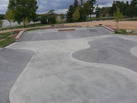Stevens Point Skate Park