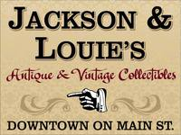 Jackson and Louie's Antique & Vintage Collectibles